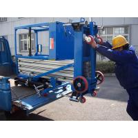 Wholesale Mobile Elevating Working Platform , 8 Meter Working Height Hydraulic Aerial Lift from china suppliers