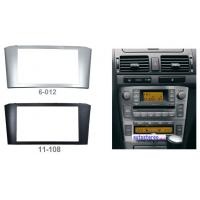 Wholesale Radio Fascia for Toyota Avensis Stereo Facia Trim Dash Installa from china suppliers