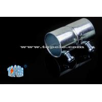 Wholesale Steel EMT Conduit Fittings , EMT Pipe Fittings Set Screw Coupling from china suppliers