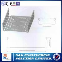 Wholesale Cantilever Type Cable Tray  Making Machine , 20 Stations Metal Roll Forming Machines from china suppliers