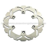 Wholesale Aftermarket Front Motorcycle Brake Disc Honda CBF 500 VFR750F Heat Treatment from china suppliers