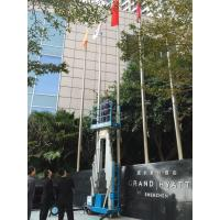 Wholesale 10 Meter Platform Height Self Propelled Work Platform For 2 Persons Aerial Work from china suppliers