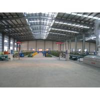 China High Speed Wire Mesh Making Machine , Fully Automatic Wire Manufacturing Equipment on sale