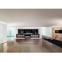 Wholesale High Gloss Kitchen Cabinets Contemporary Design European Style Pure Painting Color from china suppliers