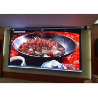 Wholesale High Efficiency HD Full Color Indoor LED Displays P1.667 High Pixel Density from china suppliers