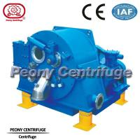 Wholesale 2 Phase Food Starch Separator , Dewatering Scraper Centrifuge from china suppliers