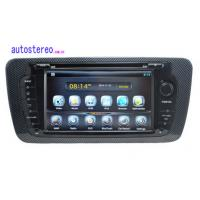 "Wholesale 7"" Android 4.2.2 Car Sereo GPS Navigation for Seat Ibiza Car Stereo DVD Player from china suppliers"