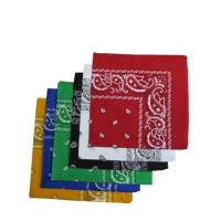 Wholesale Printed Cotton Bandanas from china suppliers