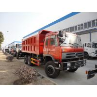 Wholesale hot sale dongfeng brand LHD 6*4 25tons dump tipper truck, best price dongfneg 210hp diesel 20tons-25tons tipper truck from china suppliers