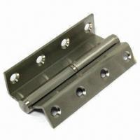 Wholesale Stainless Steel Offset/Crank Hinges, Various Materials and Finishes are Available from china suppliers