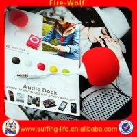 Wholesale 2014 hottest mini speaker for mobile phone and computer from china suppliers