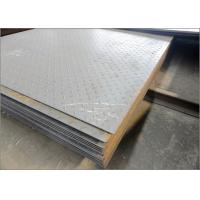 Wholesale Carbon Steel JIS SS400 Hot Rolled Checkered Steel Plate For house Building from china suppliers