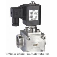 "Wholesale Doule Way Stainless Steel  High Pressure Solenoid Valve 1/4""Normally Closed from china suppliers"