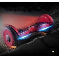 Quality Two Wheeler Self Balance Scooter Hoverboard Ul2272 With Bluetooth Speaker for sale