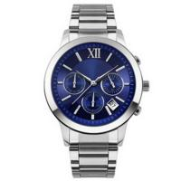 Wholesale Big Face Men Stainless Steel Wrist Watches With Japanese Movement , SGS Certification from china suppliers