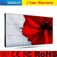 Buy cheap FHD 55 Inch 4K Resolution Seamless Hd Video Wall Wide Angle 3.5Mm 500Nits from wholesalers
