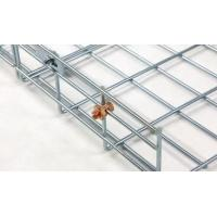 Buy cheap Wire mesh basket cable tray from wholesalers