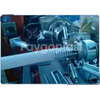Wholesale Single Screw Plastic Extrusion Equipment For Producing Spiral Type Extensible Hose from china suppliers