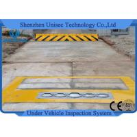 Wholesale Uvss Fixed model under vehicle search system , under vehicle scanner Waterproof Anti Shock from china suppliers