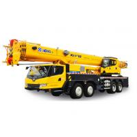Wholesale truck mounted boom Hydraulic Mobile Crane XCT75 easy to operate from china suppliers
