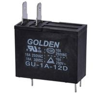 Wholesale 16A / 250V DC PCB Power Relay , High Voltage Home Appliance Relay from china suppliers