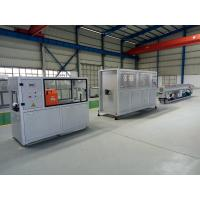 Quality Customized PVC Pipe Extrusion Line , PVC Pipe Manufacturing Machine for sale