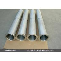 Wholesale Stainless steel Gas liquid separator Cartridge Filter Element for solid / liquid removing from china suppliers