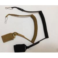 Wholesale Gun accessory airsoft sling/tactical sling pistol lanyard belt loop for weapon for hunting from china suppliers