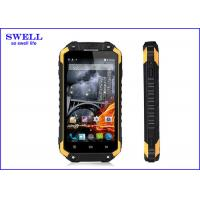 Wholesale 4.7 Inch Rugged Waterproof Smartphone , RFID NFC Android4.4 MTK X8 from china suppliers