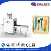 Wholesale AT5030C Multi Energy x ray scanning machine Baggage Counter for Police from china suppliers