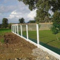 Wholesale Wire Mesh Fence, Used as Defense in Freeway, Railway, Air Field, Dwelling Areas and Port from china suppliers