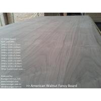 Wholesale American Walnut Fancy Plywood 1220 x 2440mm from china suppliers