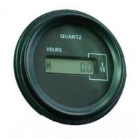 Wholesale Hardline Resettable Small Engine Digital LCD Round Hour Meter For Machinery, Generators from china suppliers