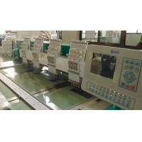 Wholesale Four Head Flat Embroidery Machine/Multi-Head Flat Embroidery Machine from china suppliers