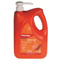 Wholesale Swarfega Orange Heavy Duty Hand Cleaner For Grease / Ingrained Oil / General Grime from china suppliers