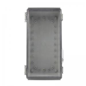 Wholesale IP65 Hinged Plastic Electrical Enclosures Watertight Easy Open from china suppliers