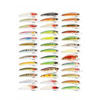 Wholesale Hard Plastic artificial  lures  Wobblers MP,MS,MY from china suppliers