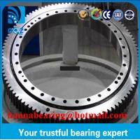 Wholesale Slewing Bearing RKS.162.16.1424 Internal Gear Crossed Cylindrical Roller Bearing 1424x1509x68 mm from china suppliers