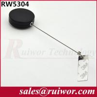 Wholesale RW5304 Retractable Steel Cable | Retractable Security Cable from china suppliers