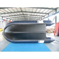 Wholesale 15 feet PVC or Hypalon zodiac inflatable boat for sale in V-shape from china suppliers