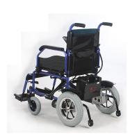 Quality Indoor Outdoor Powered Wheelchairs ,  Small Folding Wheelchair Rental CE Approved for sale