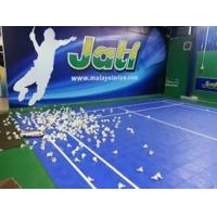 Wholesale Environmentally Friendly Badminton Court Flooring / Badminton Rubber Floor from china suppliers