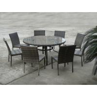 Wholesale 7pcs rattan sofa sets from china suppliers