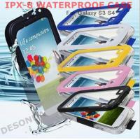 Wholesale Phone Camera Waterproof Case Surfing On Sea For Samsung Galaxy S3 from china suppliers