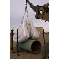 Wholesale Heavy weight builder pipeline Gravel Bulk Bag , oil industry Big Bag Two Ton from china suppliers