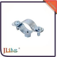 Wholesale Custom Cast Iron Pipe Clamps , Concrete Pipe Clamps One Side Open 135060 from china suppliers