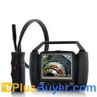 Wholesale Wireless Inspection Camera + 3.5 Inch Monitor + DVR (Realtime, Waterproof) from china suppliers