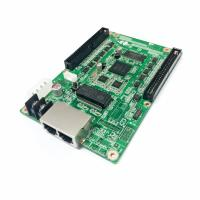 Buy cheap LINSN RV901T Led Control Card Receiving Card + HUB75E Board , led screen controller board from wholesalers