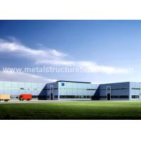Wholesale Pre Assembled Metal Structure Buildings Painted With Hempel Surface Treatment from china suppliers