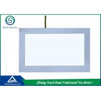 Wholesale 10.1 Inch 4 Wire Resistive Touch Panel 4 Layers , Resistance Touch Screen from china suppliers
